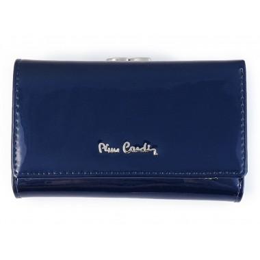 Skórzany portfel damski Pierre Cardin PFD6