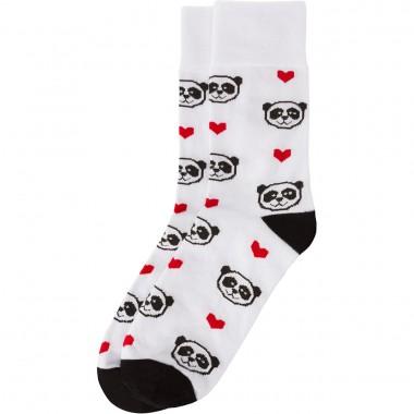Skarpetki Bobby Sox - Panda Love BS7