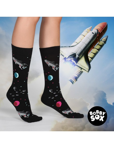 Skarpetki Bobby Sox - kosmos BS13