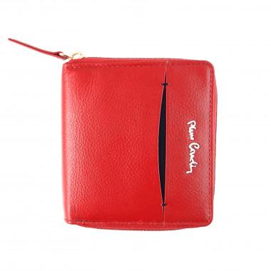 Skórzany damski portfel Pierre Cardin PFD1