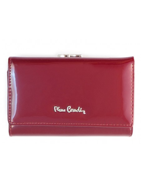 Skórzany portfel damski Pierre Cardin PFD5