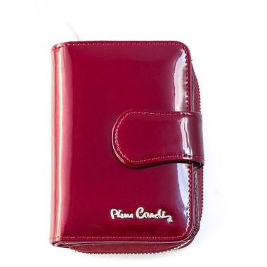 Skórzany damski portfel Pierre Cardin PFD7