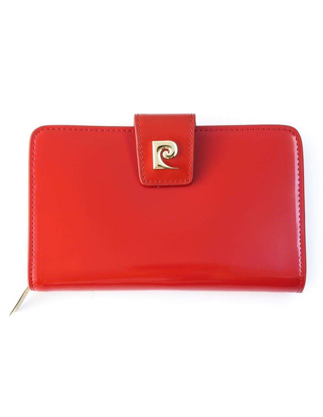 454510799d828 Skórzany portfel damski Pierre Cardin PFD11