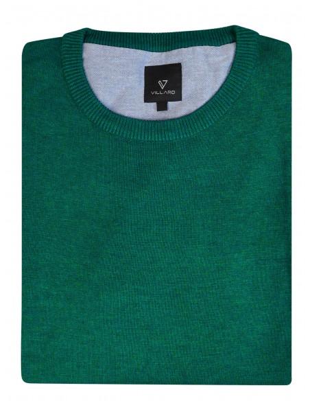 Zielony sweter męski SW36