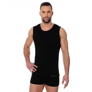 Koszulka męska czarna Brubeck