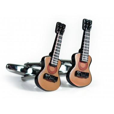 Spinki do mankietów - gitary U216