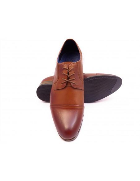 Brązowe obuwie męskie T92