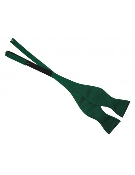 Ciemno zielona mucha wiązana M1
