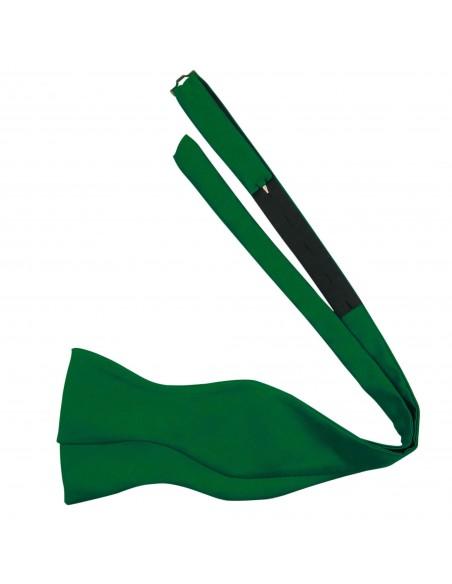Zielona wiązana mucha męska M18