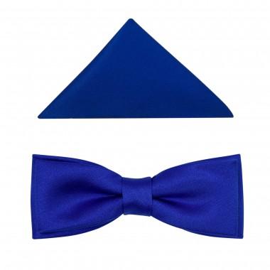 Niebieska mucha dziecięca slim