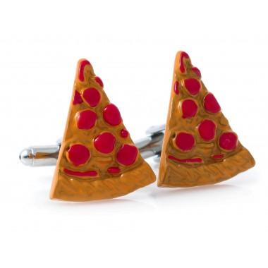 Spinki do mankietów - pizza U240