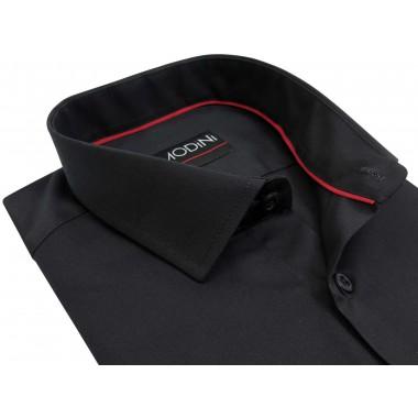 Czarna koszula męska Modini...