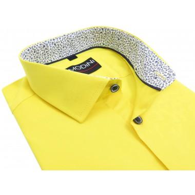 Żółta unikatowa koszula...