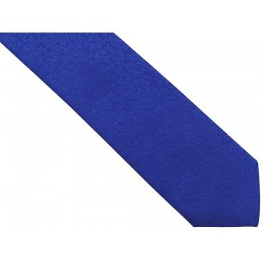 Chabrowy krawat męski w...