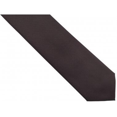 Brązowy krawat męski,...