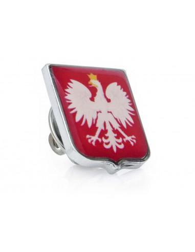 Wpinka do butonierki - Godło Polski W3