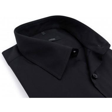 Czarna koszula męska MMER z...