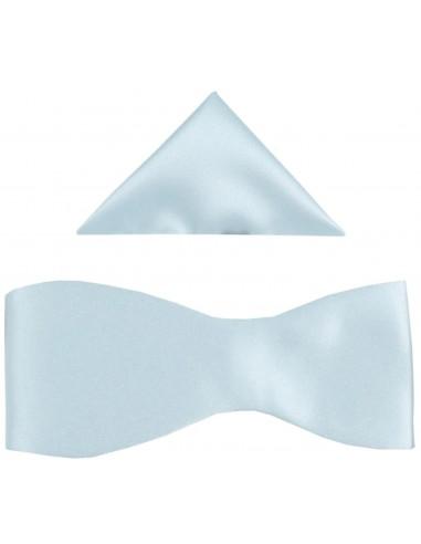 Błękitna mucha wiązana - jasno niebieska - M3