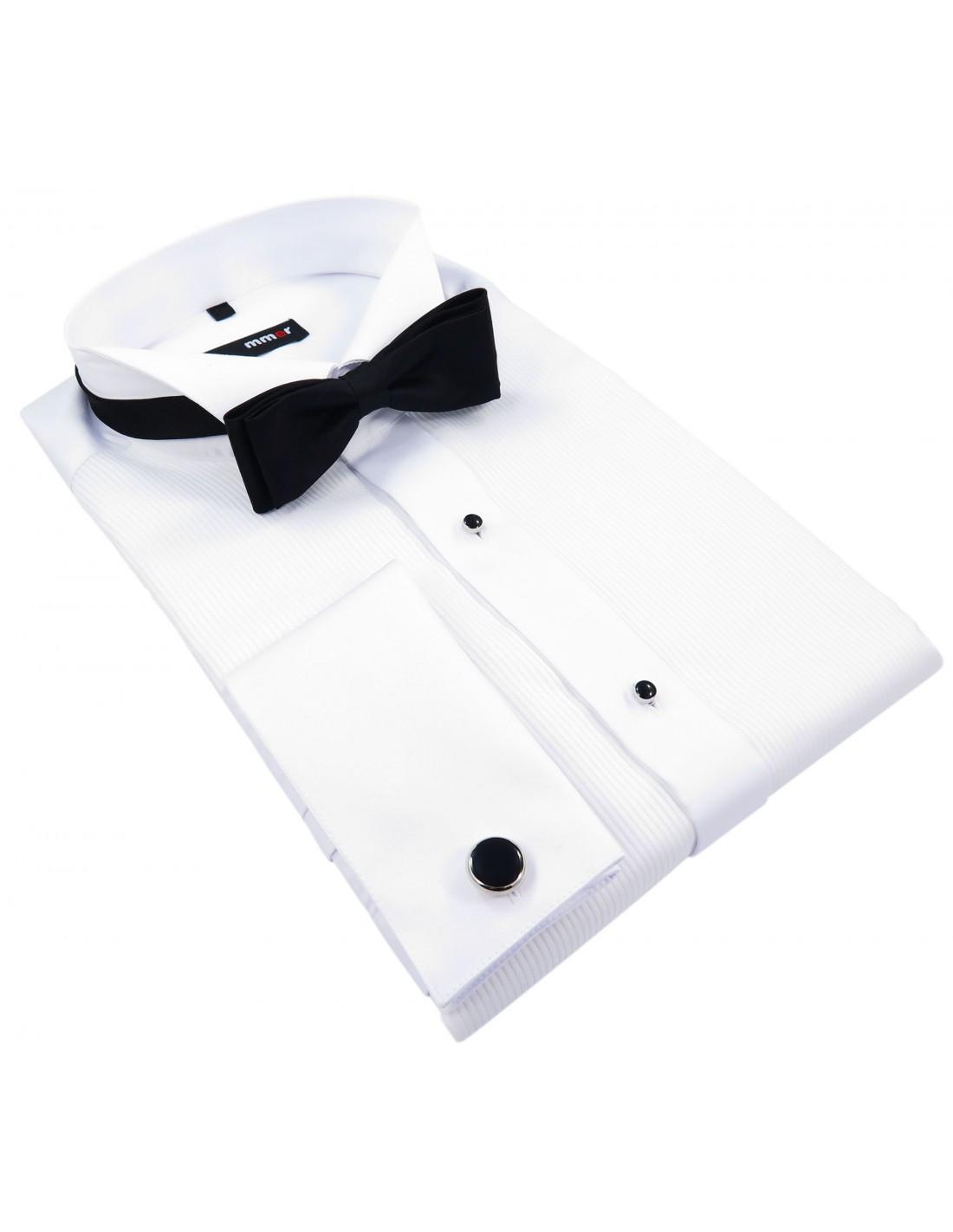 4f7638ab0c57f Koszule ślubne na spinki | Sklep Internetowy Modini.pl