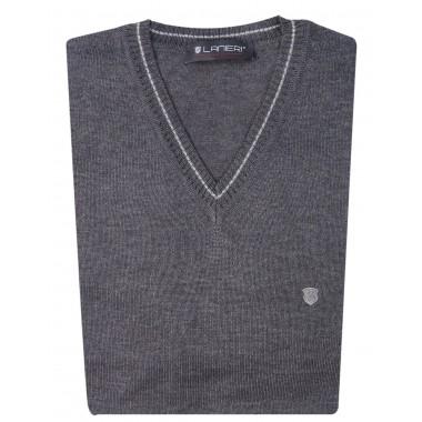 Szary sweter męski SW5