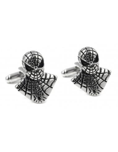 Spinki do mankietów - spiderman U126