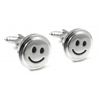 Spinki do mankietów - uśmiechy U137