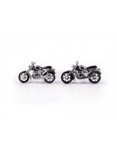 Spinki do mankietów - motocykle U145