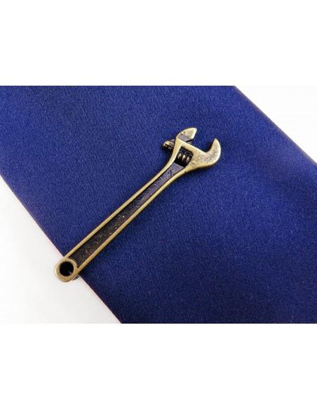 Spinka do krawata - stare złoto ZS10