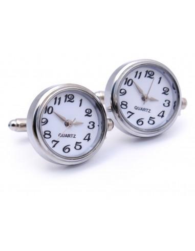 Spinki do mankietów działające zegarki U152