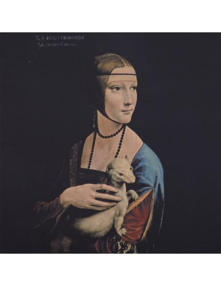 Poszetka z reprodukcją obrazu