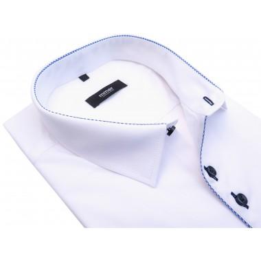 Biała koszula krótki rękaw 924