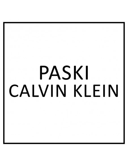 Paski męskie Calvin Klein