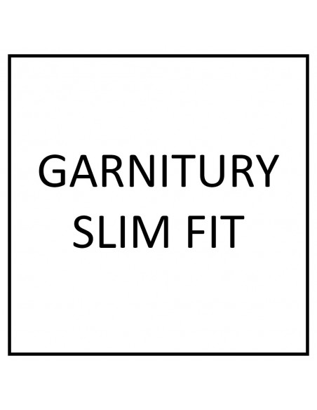 Garnitury slim