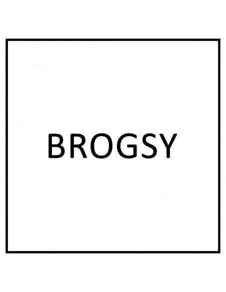 Brogsy - buty męskie