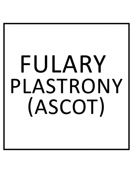 Fulary, plastrony (ascot)