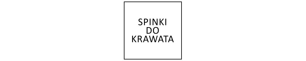 Spinki do krawata