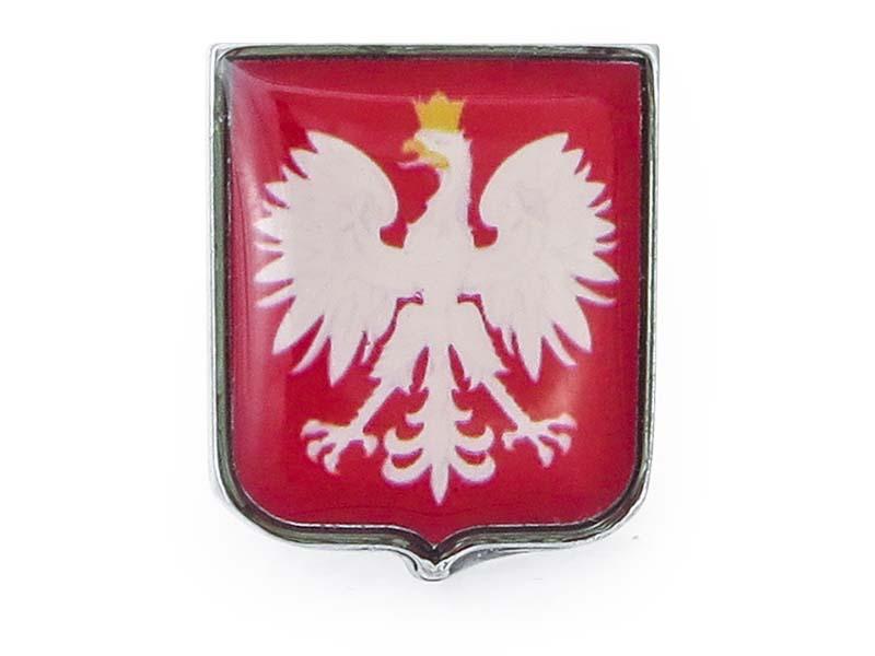Wpinka do butonierki - Godło Polski W03