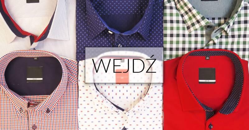 Willsoor Koszule męskie | Sklep Internetowy Modini.pl  NmOtI