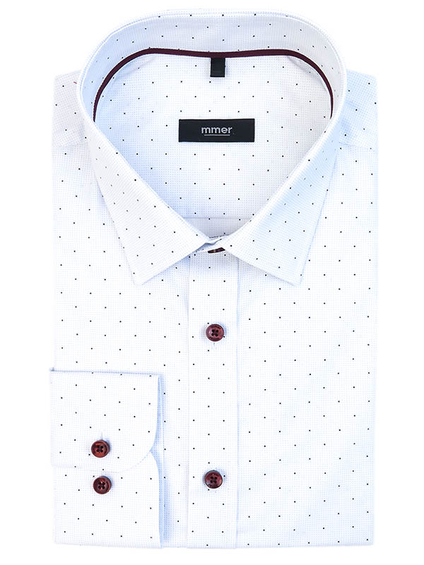Koszula w kropki 862
