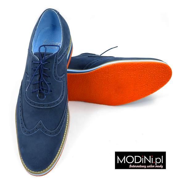 sportowe eleganckie buty męskie