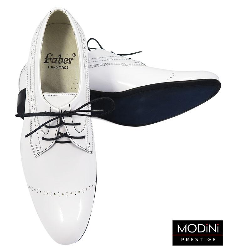 Oryginalne białe obuwie męskie T75