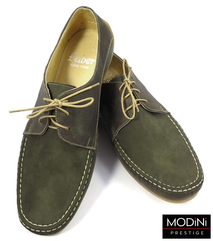 oliwkowe obuwie męskie