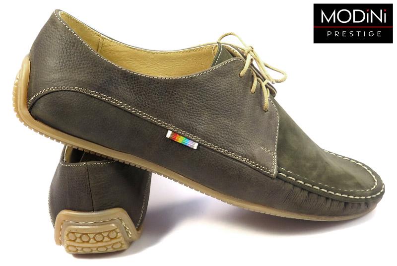 oliwkowe buty męskie