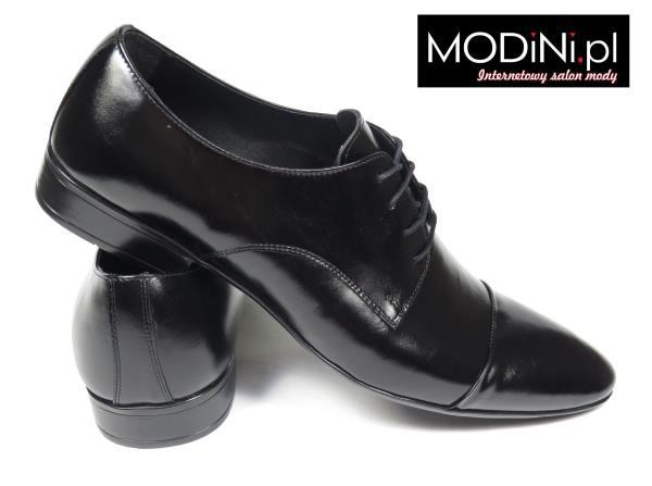 Eleganckie męskie buty wizytowe
