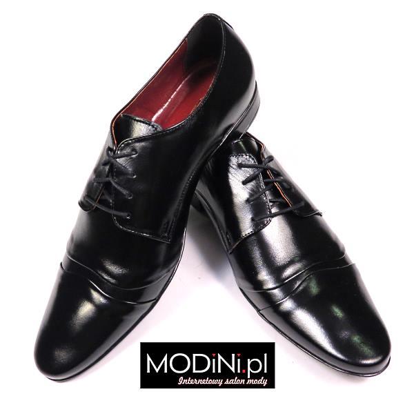 Męskie buty wizytowe
