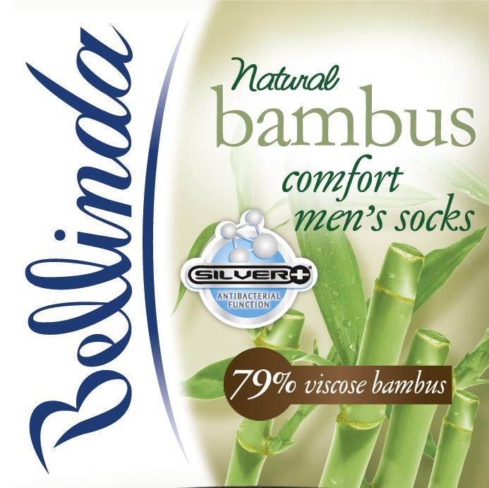 skarpetki bambusowe męskie