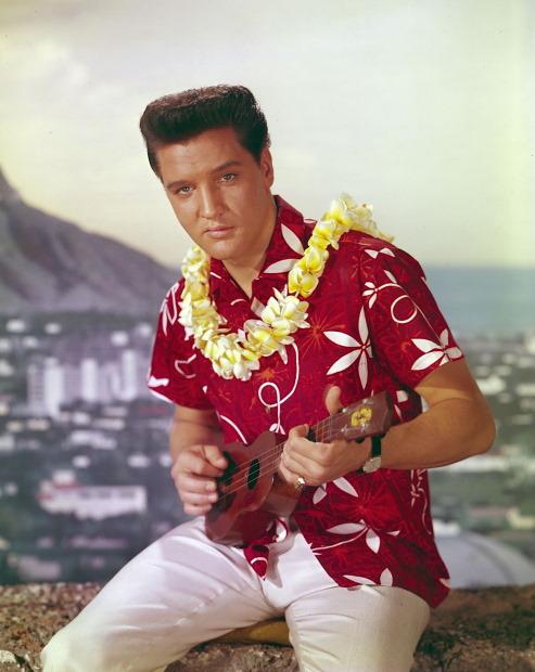 Hawajska koszula Elvis Presley