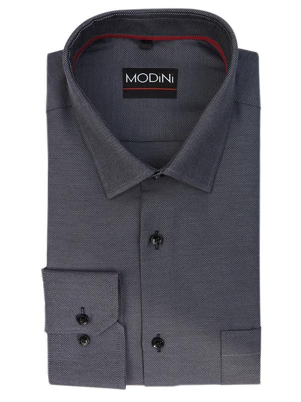 Szara koszula męska A41
