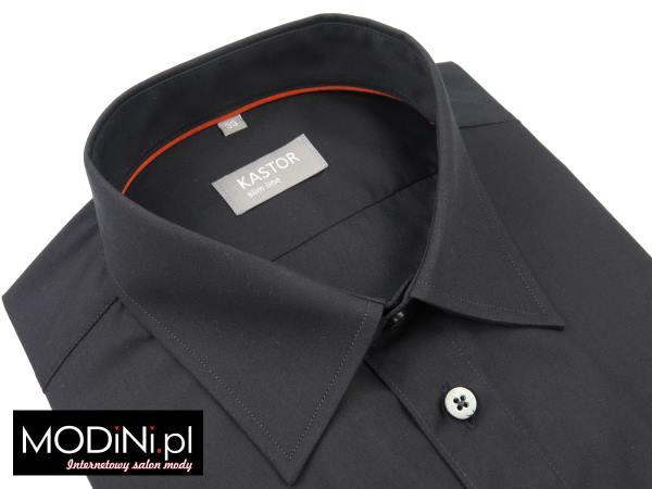 Czarna koszula kastor