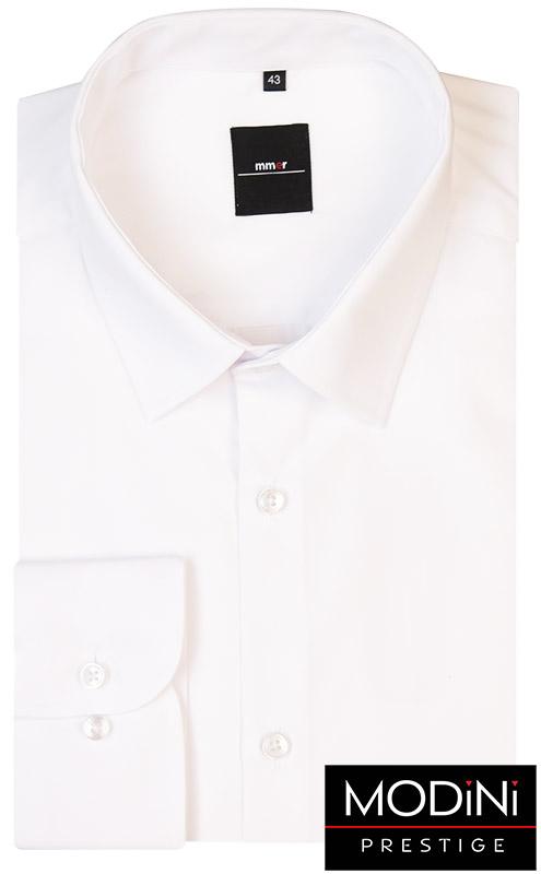 Biała koszula męska Mmer